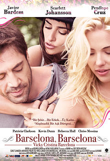 vicky christina Barselona