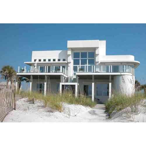 Medium Crop Of Art Deco House