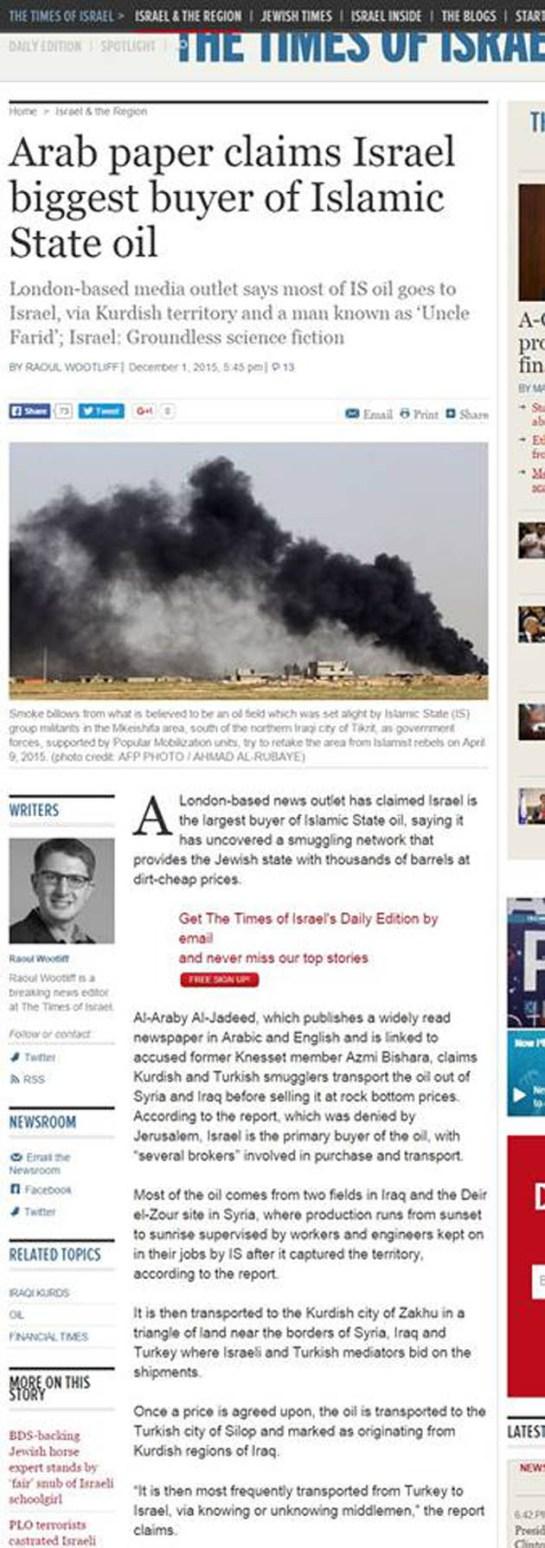 Γιατί οι αμερικάνικοι δορυφόροι θαμπώνονται όταν βλέπουν το ISIS;