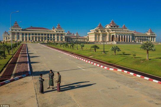 Νάι Πὶ Τάου, ἡ πόλις φάντασμα τῆς Βιρμανίας ποὺ προορίζεται γιὰ φιλοξενία τῆς ...ἐλίτ!!!2