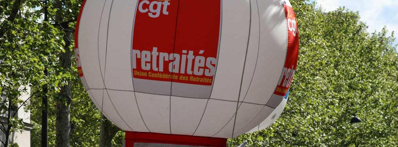 Manifestation de la CGT