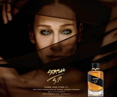 Stash SJP Sarah Jessica Parker perfume - a new fragrance for women and men 2016