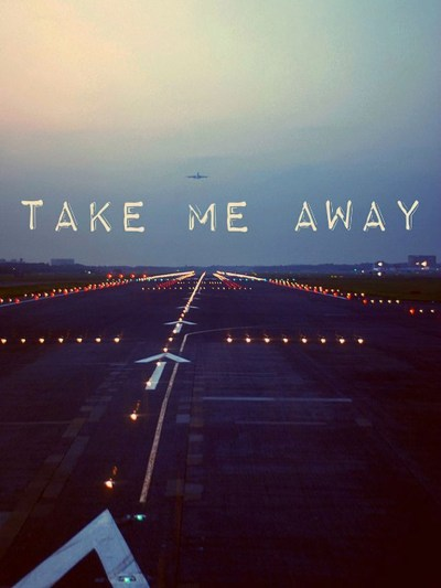 Take me away… – Finally Unchained