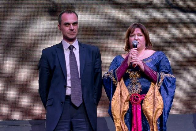 Анна Кузнецова, управляющий директор Московской биржи по фондовому рынку