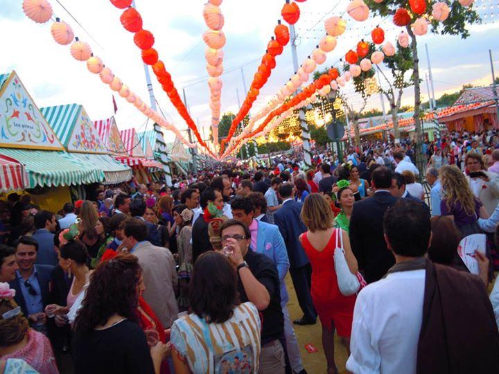 Ya huele a Feria!!!
