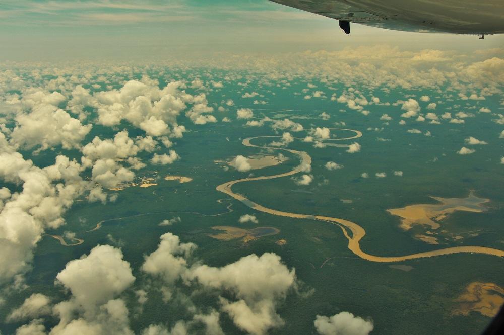 Panorámica del Rio Atrato