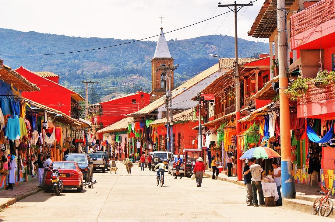 Municipio de Ráquira en Boyacá