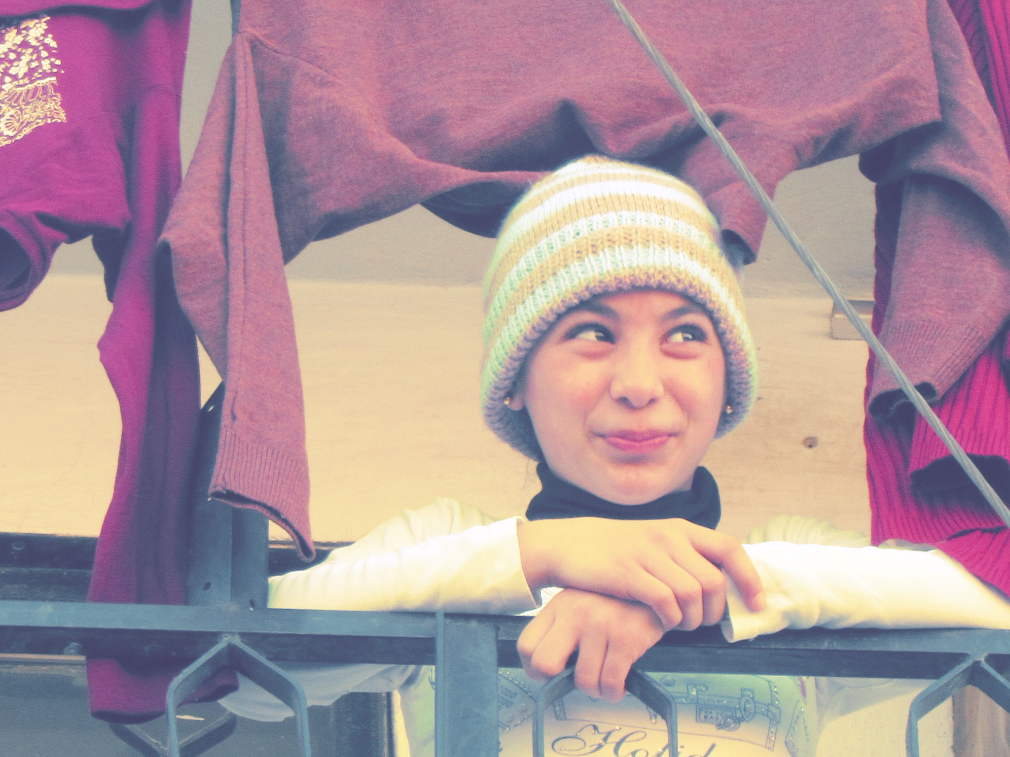 Faces of the Displaced (Kids)