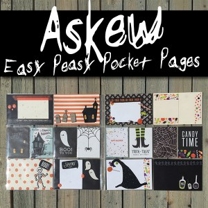 Askew Easy Peasy Pocket Pages Product
