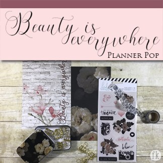 Beauty Is Everywhere - Planner Pop - Featured