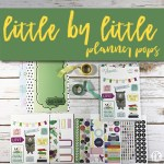 Little by Little Planner Pops - Featured