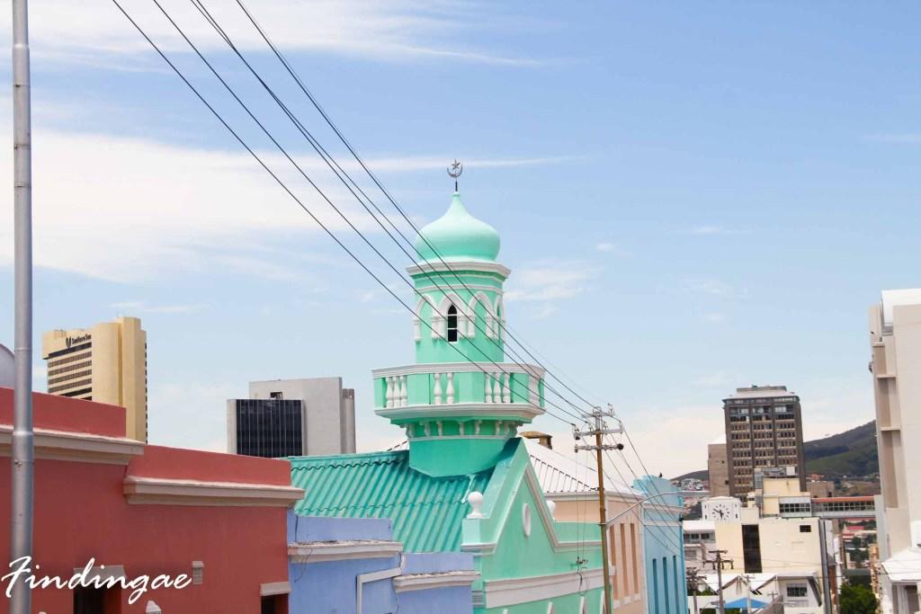 bo kaap mosque