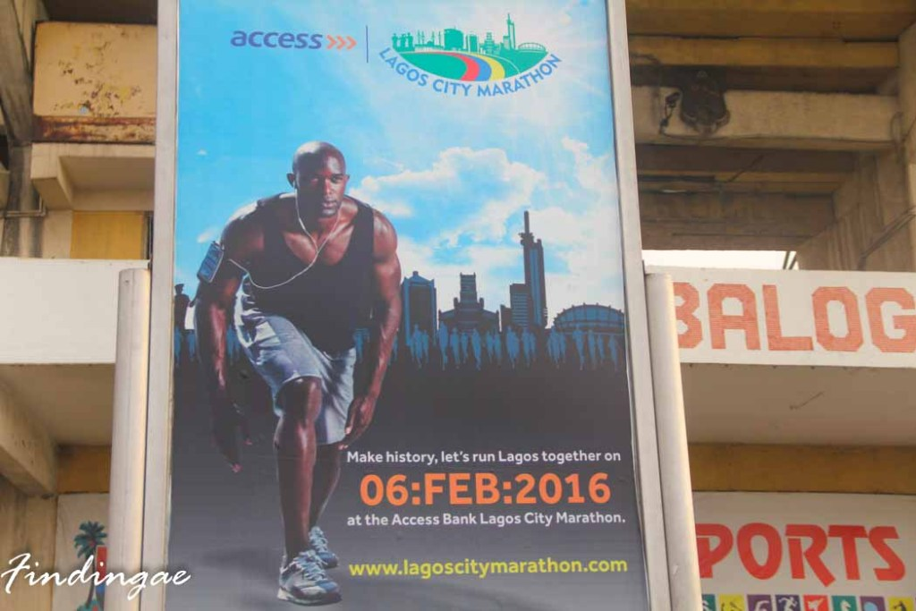 Acces Bank Lagos City Marathon