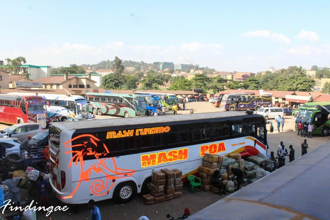 Nairobi to Mombasa