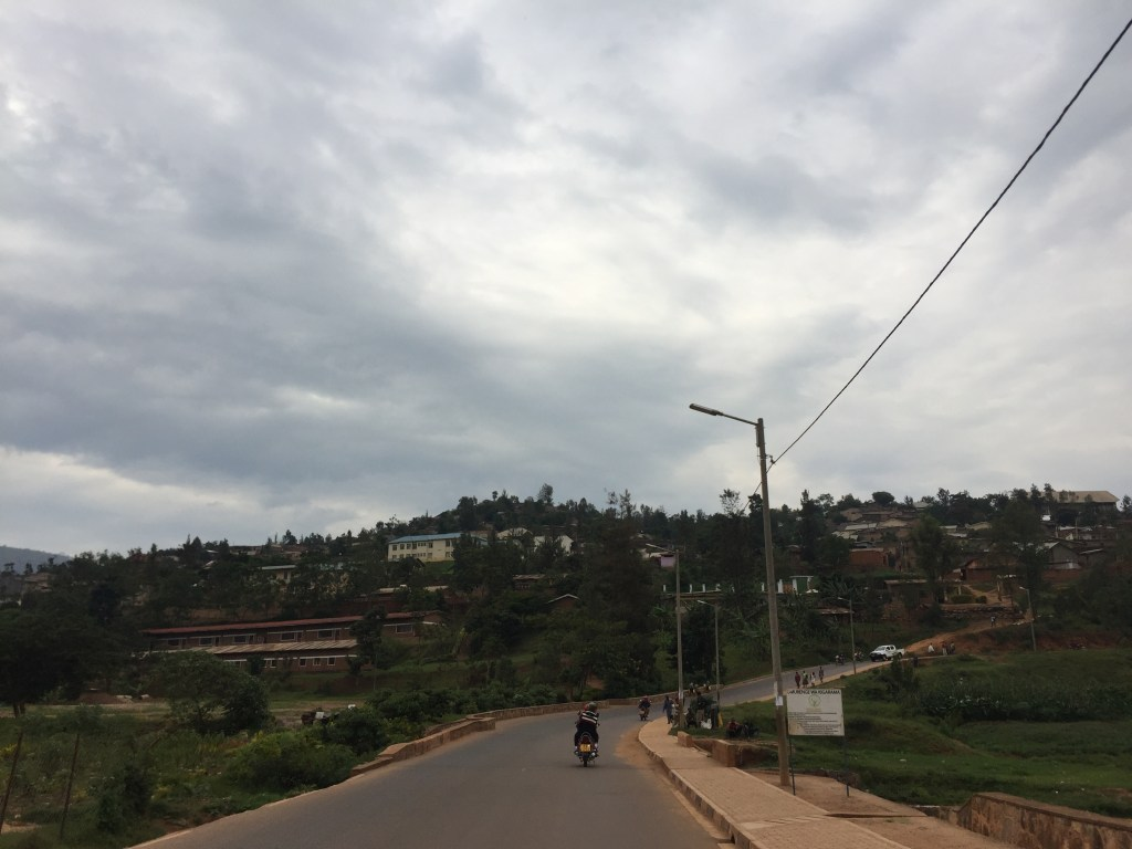 Kigali to Kampala distance