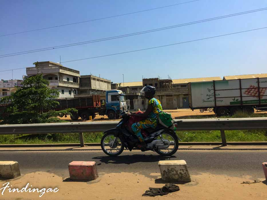 Nigeria to Benin Republic by Road