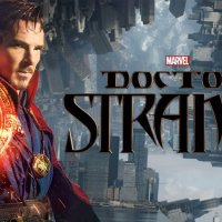 Watching DR. STRANGE is like 2 notches off from taking DMT