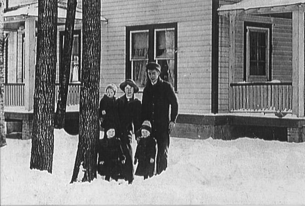 OWEN George circa 1920 Windle Village