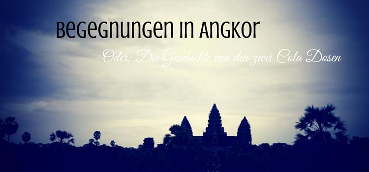 Begegnungen Angkor