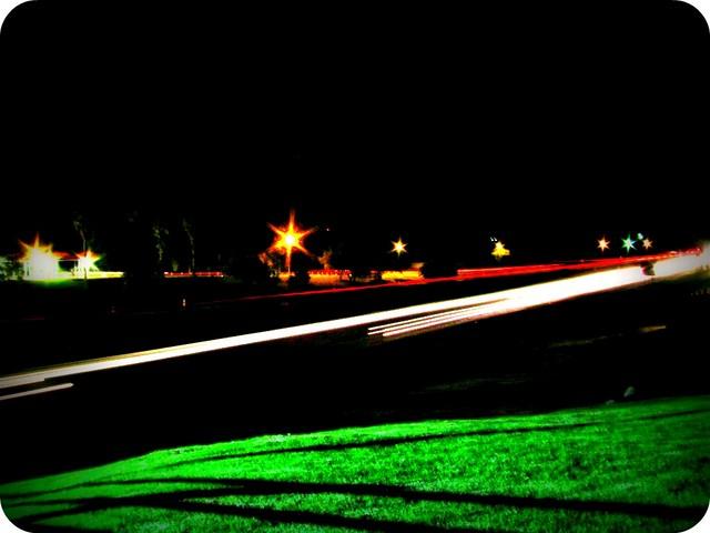 Time lapse night