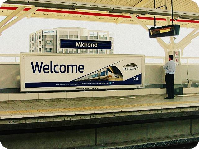Gautrain Midrand Station