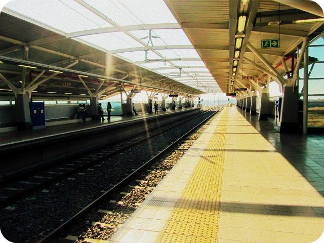 Concourse Gautrain Midrand