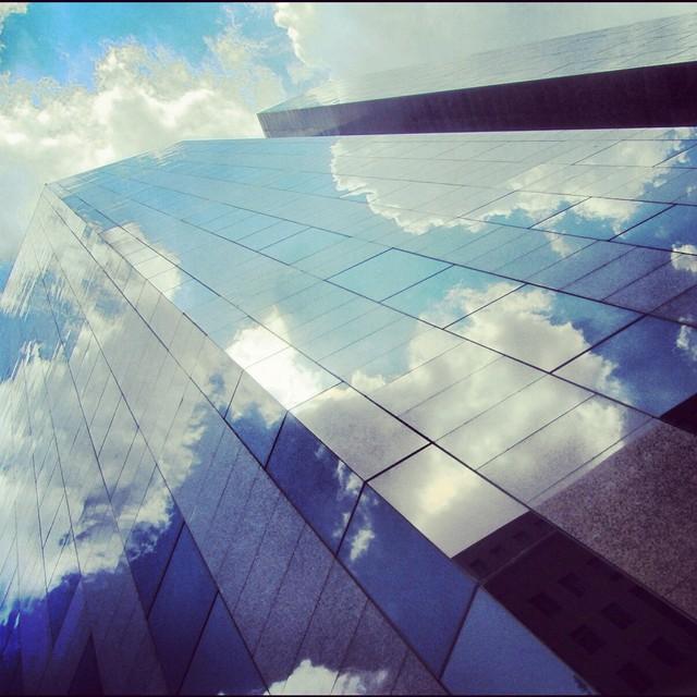 Jozi CBD buildings