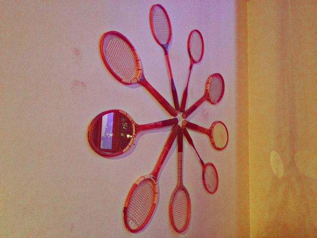 Puma Social Club Tennis Raquets