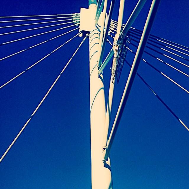 Nelson Mandela Bridge Mast