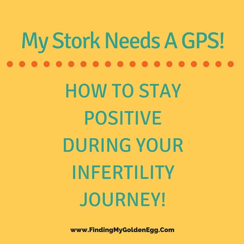 stork gps infertility journey