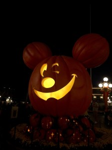 mickey-pumpkin