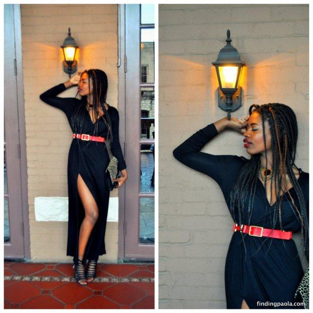 14-style high slit dress