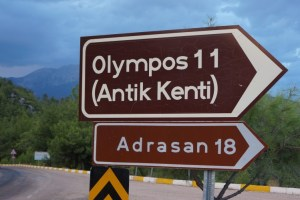 Istanbul to Olympos