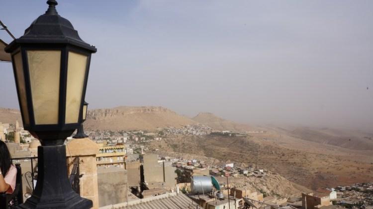 Travel backpacking Mardin Turkey