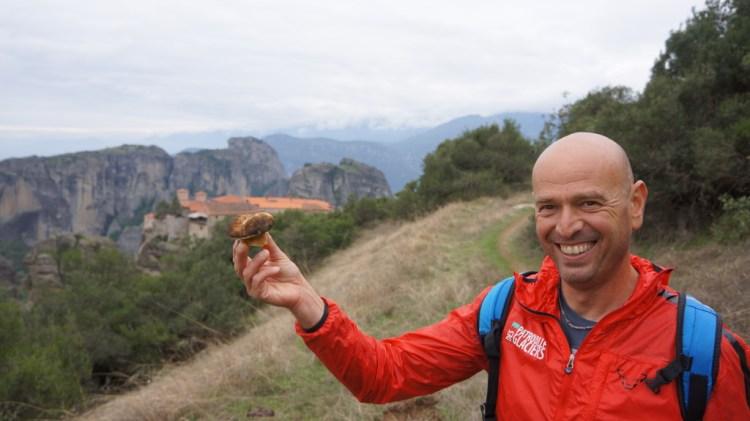 Lazardo of Visit Athens meteora monasteries