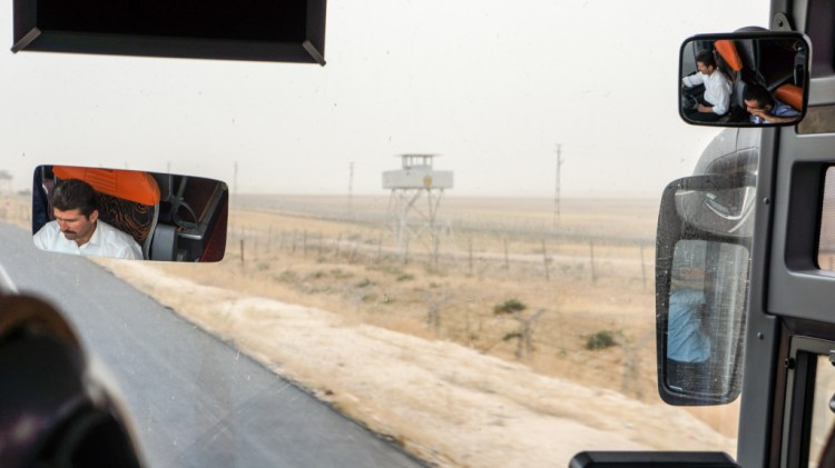 Backpacking Iraq Travel