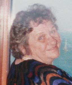 Doris Marie Gillespie