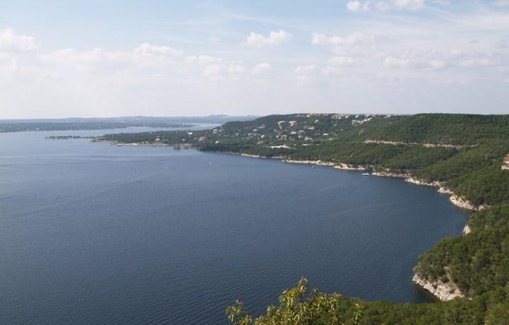 lake travis water level