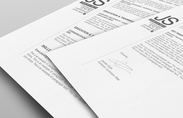 Top 5 Tips for Getting your Résumé Noticed