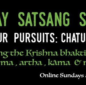 Sunday Satsang Series 2