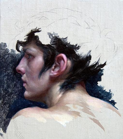 portrait-painting-technique