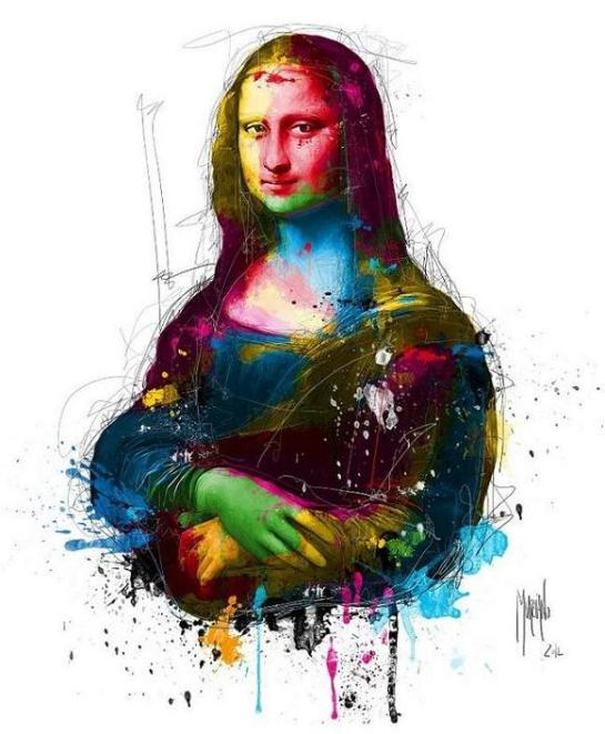 monalisa-acrylic-painting