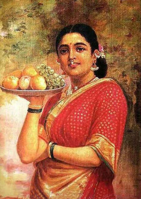 lady-with-fruits-painting