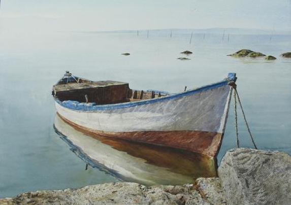 Bulgarian-watercolor-paintings