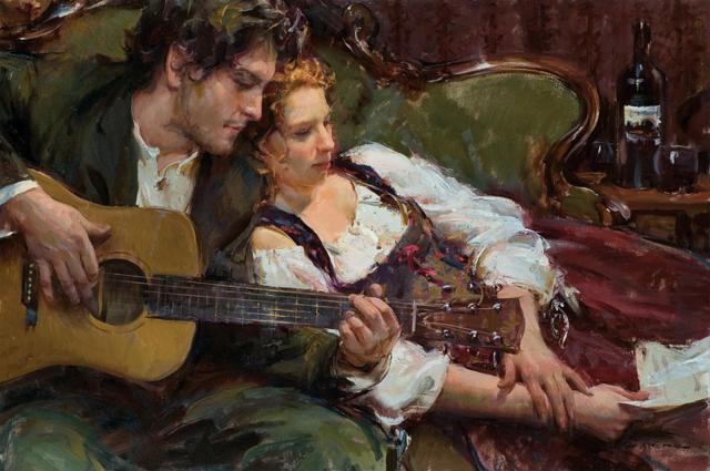 guitar-painting
