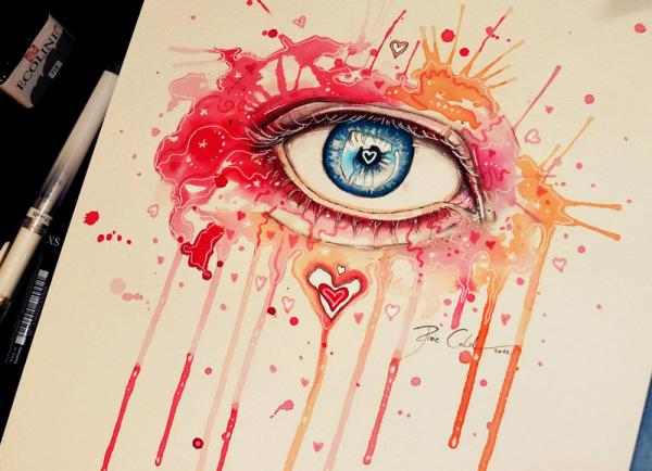 watercolor-eye
