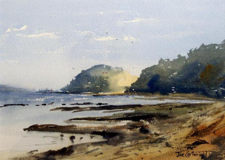 watercolor-seascapes