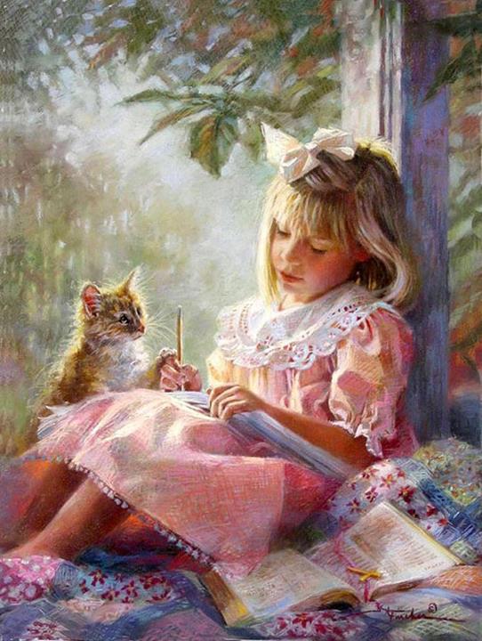 cat-paintings