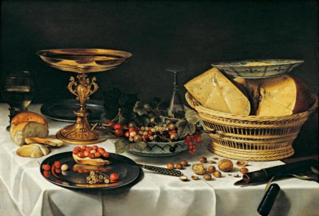 Pieter-Claesz-still-life