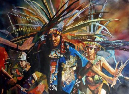 paintings-tribe